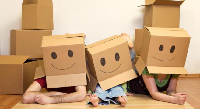 Come organizzare un trasloco senza stress - Come organizzare un trasloco di casa ...