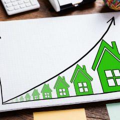 mutui in crescita